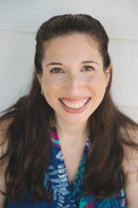 headshot of Rorri Geller-Mohammed on white background